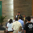 Fr. Zach Weber's first mass @ Corpus Christi photo album thumbnail 2